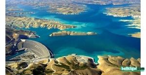Atatürk Barajı'nda doluluk oranı yüzde 94'ü aştı