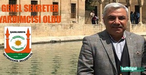 Büyükşehir Belediye Genel Sekreter Yardımcılığına Selami Yıldız getirildi