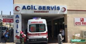 Karaköprü'de Trafik Kazası: 2 Yaralı