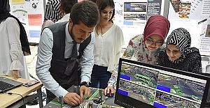 Mühendislik Fakültesi Öğrencileri Son Hünerlerini Sergilediler