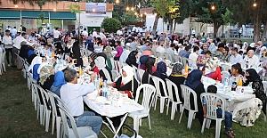 Şanlıurfa'da ensar muhacir iftarı