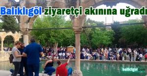 Bayram Tatilini Fırsat Bilenler Balıklıgöl#039;e...
