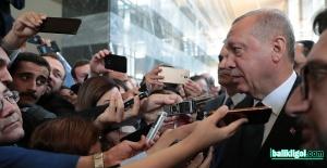 Cumhurbaşkanı Erdoğan: Siyaset anlayışımızda...
