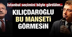 Dünya Basını İstanbul Seçimlerini skandal sözlerle aktardı