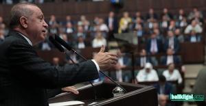 Erdoğan'dan S-400, Akdeniz sondaj çalışmaları ve Suriye açıklaması
