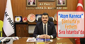 İl Başkanı Yıldız, Ekibiyle İstanbul#039;a...