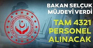 İşsizlere Müjde' Aile Bakanlığı Binlerce Personel alacak