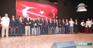 Kıbrıs Gazilerine Madalyaları Tevcih Edildi