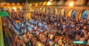 Şanlıurfa'da Kadir Gecesi dualarla ihya edildi