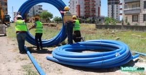 Siverek İçme Suyu Projesi Devam Ediyor