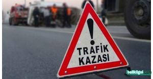Siverek'te işçileri taşıyan araç devrildi: 6 yaralı
