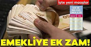2019 Temmuz Ayı Zammı Belli oldu! İşte emeklilerin alacağı zam oranı...