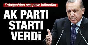 AK Parti Şanlıurfa#039;da da o toplantıyı...