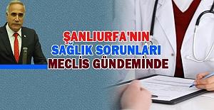 CHP Gündeme Getirdi: Urfa#039;da...