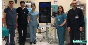 Harran Araştırma ve Uygulama Hastanesi Anestezide Bir Yenilik Daha