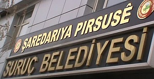 HDP'li Suruç Belediyesi 19 işçiyi işten çıkardı