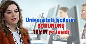 MHP Önerge Verdi: Üniversiteli İşçilere...