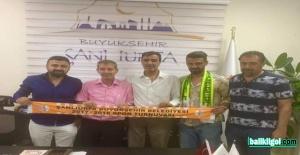 Şanlıurfa Büyükşehirspor, İsmail Doğan ile Yola Devam Edecek