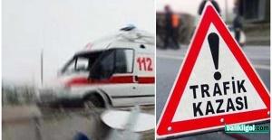Şanlıurfa – Gaziantep karayolunda kaza: 3 ölü
