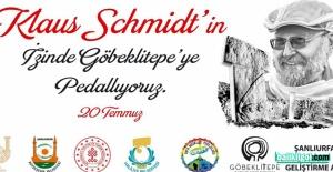 Şanlıurfa'da Göbeklitepe Bisiklet Turu