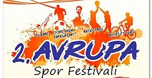 Şanlıurfa'da 2. Avrupa Spor Festivali Başlıyor