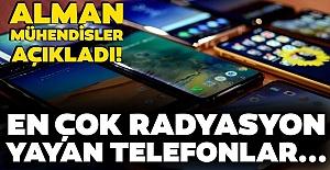 Tüm Kullanıcılar Dikkat! Radyasyon oranı en yüksek telefonlar Açıklandı