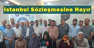 Urfa STK#039;ları Ayaklandı: İstanbul...