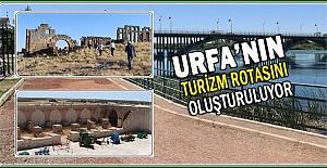 Urfa'da turizm noktaları kurulacak