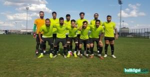 Hazırlık Maçı Şanlıurfaspor 0 Etimesgut Belediyespor 0