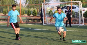 Şanlıurfa Büyükşehir Gençlik Turnuvası Başladı