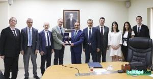 Şanlıurfa Teknokent, Projesinİ Ankara Paydaşlarıyla Yaptı