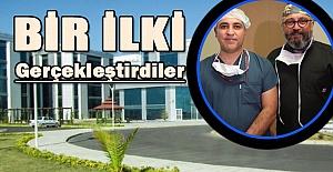 Üniversite Hastanesi Bir İlk! Minimal İnvaziv Yöntemi...