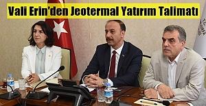 Urfa'da jeotermal seracılığı yaygınlaşacak