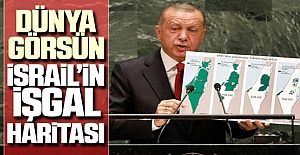 Erdoğan, Kör Dünya#039;nın Gözüne...