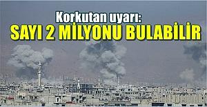 İdlibde Esedden Sonra ABD bombardımanı...