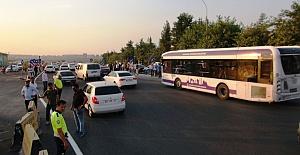 Karaköprü Çevik Kuvvet Köprülü Kavşağı Trafiğe Açıldı