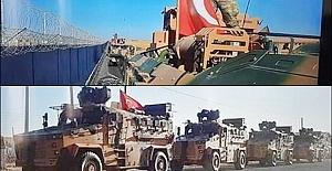 Türkiye, Suriye'de Güvenli Bölge için kara hareketi başlattı