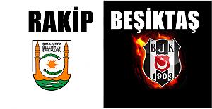 Beşiktaş Takımı Şanlıurfa'ya Gelecek