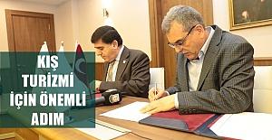 Büyükşehir İle GAP BKİ Arasında Protokol İmzalandı