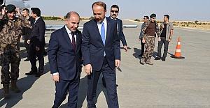 Emniyet Genel Müdürü Mehmet Aktaş Şanlıurfa'da