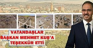 Eyyübiye'de Yol Çalışmaları Aralıksız Devam Ediyor