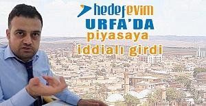 Hedefevim Urfa'da Ev Sahibi Yapıyor