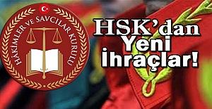 HSK'dan Yeni İhraçlar! FETÖ'cü Hakim ve Savcılar İhraç Edildi
