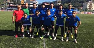 Karaköprü Belediyespor Artvin Hopaspor'la Berabere Kaldı