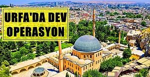 Şanlıurfa'da Dev Operasyon: 44 Gözaltı Var