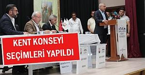 Şanlıurfa kent konseyi seçimleri yapıldı, Seçimleri o isim kazandı..