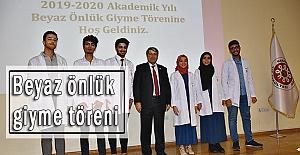 Tıp Fakültesi 2019-2020 Akademik Yılı açılışını gerçekleştirdi