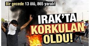 Yeni Bir Kerbela Olayı Yaşandı: 13 ölü 865 Yaralı