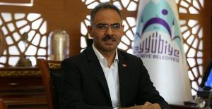 Başkan Mehmet Kuş'tan Mevlid Kandili Mesajı