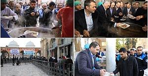 Şanlıurfa'da Mevlid-i Nebi aşkına tirit ziyafet